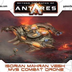 Warlord Games Beyond the Gates of Antares  Isorian Senatex Isorian Mahran Vesh MV5 combat drone - 502416004 - 5060393709374