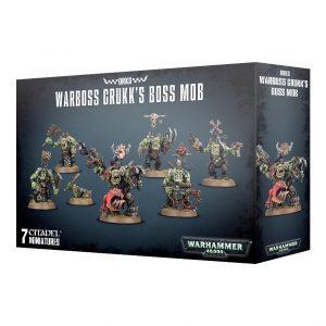Games Workshop Warhammer 40,000  Orks Warboss Grukk's Boss Mob - 99120103058 - 5011921096190