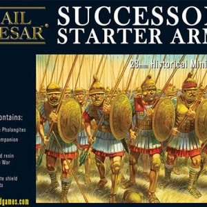 Warlord Games Hail Caesar  Classical World Macedonian Successor Starter Army - 102614001 - 5060393704591