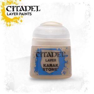 Games Workshop   Citadel Layer Layer: Karak Stone - 99189951035 - 5011921027644