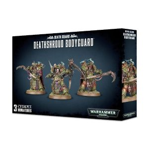 Games Workshop Warhammer 40,000  Death Guard Death Guard Deathshroud Bodyguard - 99120102123 - 5011921153527