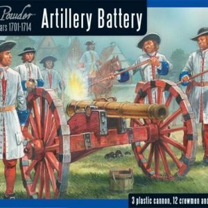 Warlord Games Black Powder  Marlborough's Wars Marlborough's Wars: Artillery battery - 302015006 - 5060393704676