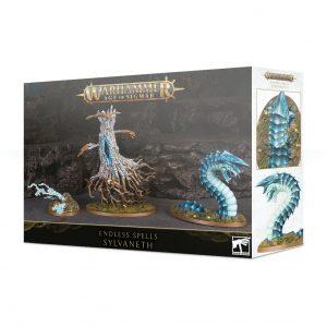 Games Workshop Age of Sigmar  Sylvaneth Endless Spells: Sylvaneth - 99120204024 - 5011921124138