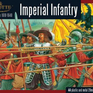 Warlord Games Pike & Shotte  Thirty Years War 1618-1648 Imperialist Infantry Regiment boxed set - 202012001 - 5060200841747