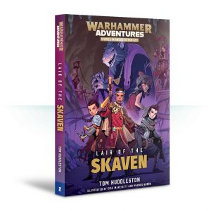 Games Workshop   Age of Sigmar Books Realm Quest - Lair of the Skaven (softback) - 60100281241 - 9781784967833