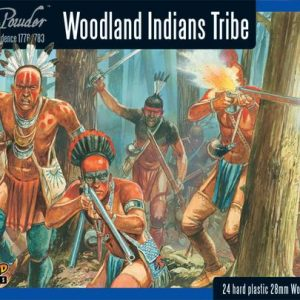 Warlord Games Black Powder  American War of Independence Woodland Indian Tribes - 302015501 - 5060393702603