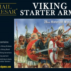 Warlord Games Hail Caesar  The Dark Ages Viking Starter Army - 109913103 - 5060393709916