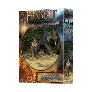 Games Workshop (Direct) Middle-earth Strategy Battle Game  Good - The Hobbit The Hobbit: Beorn & Bear - 99811499019 -