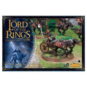 Games Workshop (Direct) Middle-earth Strategy Battle Game  Evil - Lord of the Rings Lord of The Rings: Khandish Charioteer - 99111499064 - 5011921911394