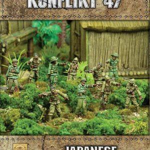 Warlord Games Konflikt '47  Japan (K47) Japanese Shibito squad - 452211205 - 5060393709411