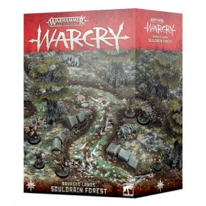 Games Workshop Warcry  Warcry Warcry: Souldrain Forest - 99220299081 - 5011921127061