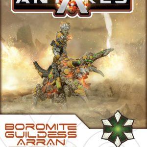 Warlord Games Beyond the Gates of Antares  Boromite Guilds Boromite Guildess Arran Gestalin - WGA-BOR-19 - 5060393703891
