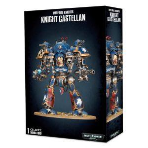 Games Workshop Warhammer 40,000  Imperial Knights Imperial Knights Knight Castellan - 99120108016 - 5011921095681
