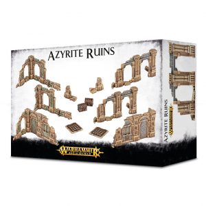 Games Workshop   Age of Sigmar Terrain Age of Sigmar: Azyrite Ruins - 99120299048 - 5011921096701