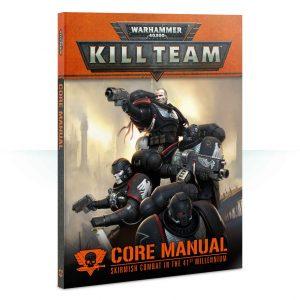 Games Workshop Kill Team  Kill Team Warhammer 40,000: Kill Team Core Manual - 60040699002 - 9781788262682