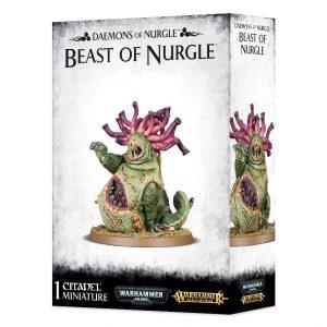 Games Workshop Warhammer 40,000 | Age of Sigmar  Maggotkin of Nurgle Beast of Nurgle - 99129915044 - 5011921092475
