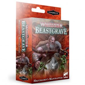 Games Workshop Age of Sigmar | Warhammer Underworlds  Warhammer Underworlds Warhammer Underworlds: Hrothgorn's Mantrappers Warband - 60120713001 - 5011921129034