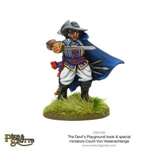 Warlord Games Pike & Shotte  Thirty Years War 1618-1648 Pike & Shotte: The Devil's Playground - WGP-002 - 9780992661618