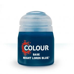 Games Workshop   Citadel Base Base: Night Lords Blue - 99189950124 - 5011921117536
