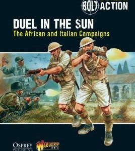 Warlord Games Bolt Action  Bolt Action Books & Accessories Bolt Action: Duel in the Sun - 409910031 - 9781472807427