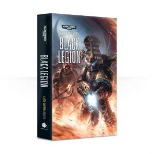Games Workshop   Warhammer 40000 Books Black Legion (softback) - 60100181605 - 9781784967536