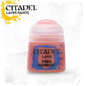 Games Workshop   Citadel Layer Layer: Pink Horror - 99189951069 - 5011921027880