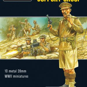 Warlord Games Bolt Action  Great Britain (BA) 8th Army Support Group - 402211009 - 5060572502291