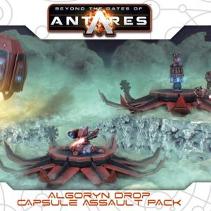 Warlord Games Beyond the Gates of Antares  Algoryn Algoryn Drop Capsule Assault Pack - WGA-ALG-18 - 5060393704010