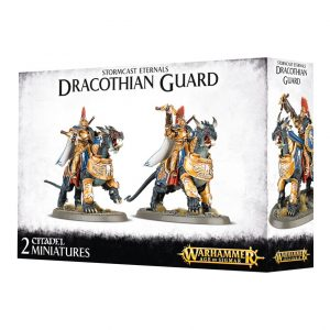 Games Workshop Age of Sigmar  Stormcast Eternals Stormcast Eternals Dracothian Guard - 99120218009 - 5011921069736
