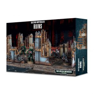 Games Workshop   40k Terrain Sector Imperialis Ruins - 99120199056 - 5011921089772