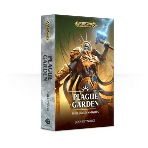 Games Workshop   Age of Sigmar Books Hallowed Knights: Plague Garden (softback) - 60100281193 - 9781784966218