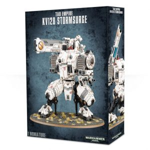 Games Workshop Warhammer 40,000  T'au Empire T'au KV128 Stormsurge - 99120113036 - 5011921064939