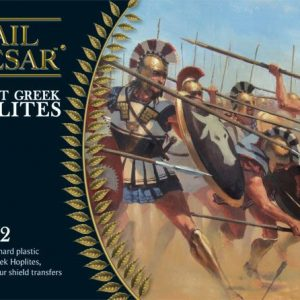 Warlord Games Hail Caesar  Classical World Greeks: Ancient Greek Hoplites (42) - WGH-GR-2 - 5060200843314