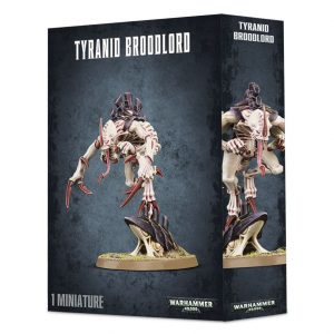 Games Workshop Warhammer 40,000  Tyranids Tyranid Broodlord - 99120106038 - 5011921056576