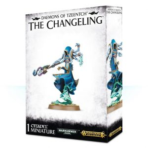 Games Workshop Warhammer 40,000 | Age of Sigmar  Disciples of Tzeentch The Changeling - 99129915034 - 5011921081554