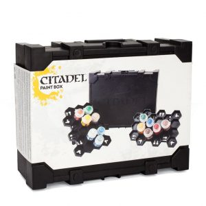 Games Workshop   Modelling Extras Citadel Paint Box - 99239999100 - 5011921089758