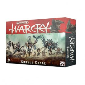 Games Workshop Age of Sigmar | Warcry  Warcry Warcry: Corvus Cabal - 99120201084 - 5011921120611