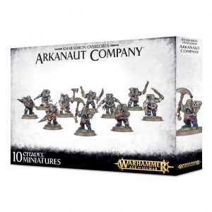 Games Workshop Age of Sigmar  Kharadron Overlords Kharadron Overlords Arkanaut Company - 99120205020 - 5011921082971