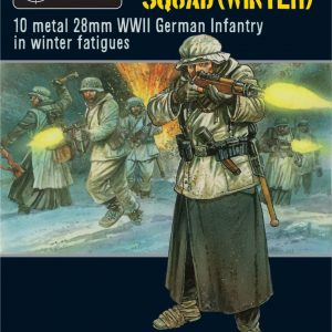 Warlord Games Bolt Action  Germany (BA) German Grenadiers (Winter Clothing) - 402212002 - 5060393702511