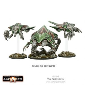 Warlord Games Beyond the Gates of Antares  Virai Dronescourge Virai Dronescourge First Instance - 502416502 - 5060572500389