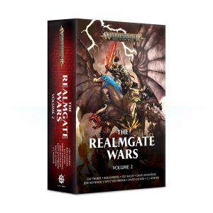 Games Workshop   Age of Sigmar Books The Realmgate Wars: Volume 2 (softback) - 60100281217 - 9781784967666