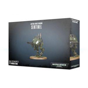 Games Workshop Warhammer 40,000  Astra Militarum Astra Militarum Sentinel - 99120105083 - 5011921113767
