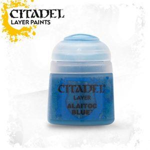 Games Workshop   Citadel Layer Layer: Alaitoc Blue - 99189951013 - 5011921026869