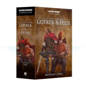 Games Workshop   Warhammer Chronicles Gotrek & Felix: The Fourth Omnibus (Paperback) - 60100281256 - 9781781939598