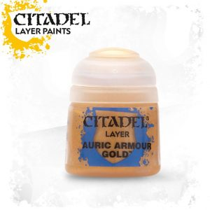 Games Workshop   Citadel Layer Layer: Auric Armour Gold - 99189951062 - 5011921027989