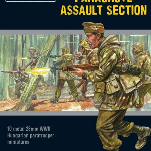 Warlord Games Bolt Action  Hungary (BA) Hungarian Parachute Assault Section - 402217406 - 5060572502475