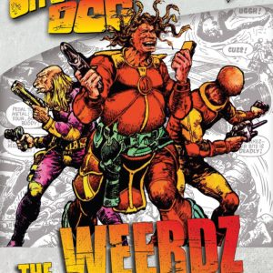 Warlord Games Strontium Dog  Strontium Dog Strontium Dog: The Weerdz - 642215006 - 5060572500778