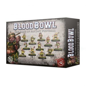 Games Workshop Blood Bowl  Blood Bowl Blood Bowl: Greenfield Grasshuggers - 99120999004 - 5011921120031