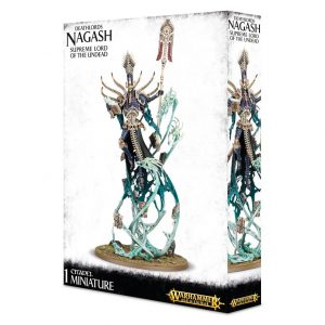 Games Workshop Age of Sigmar  Legions of Nagash Nagash, Supreme Lord of the Undead - 99120207029 - 5011921069576