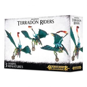 Games Workshop (Direct) Age of Sigmar  Seraphon Seraphon Terradon Riders - 99120208021 - 5011921066377
